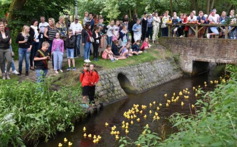 Lucky duck race uitslagen - fratzen zonder grenzen