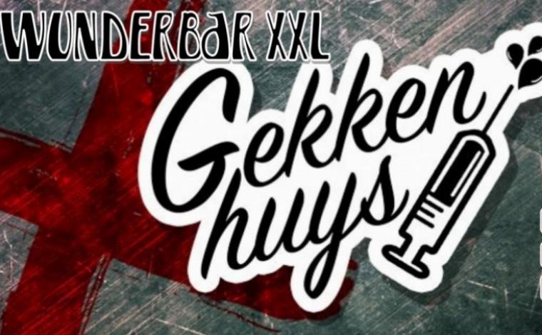 Gekkenhuys treedt voor het eerst in België op tijdens Wunderbar Arendonk