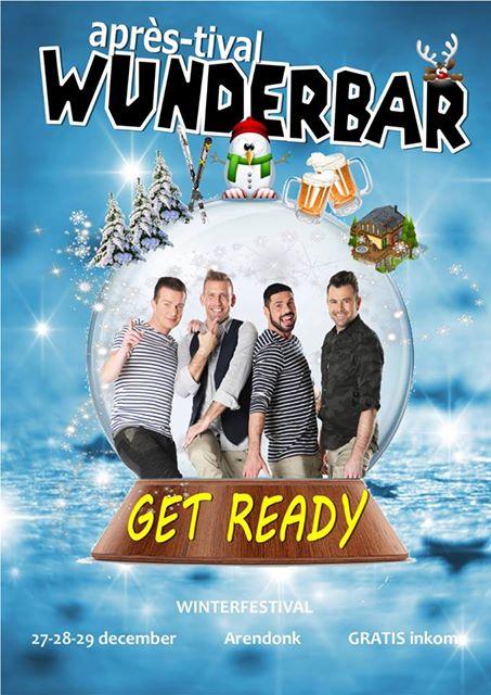 Get Ready Wunderbar 2017