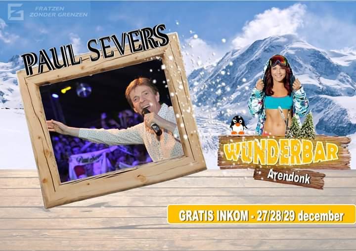 Paul Severs Wunderbar Arendonk 2018